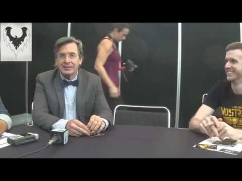 Exclusive Robert Carradine King of the Nerds  NYCC2014