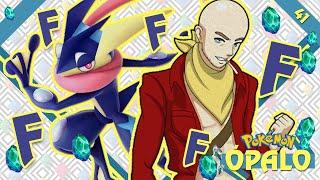 EL CALVO DE LOS C******* ME QUIERE HACER PERDER EL LOCKE | Pokémon OPALO HARDLOCKE Ep.41