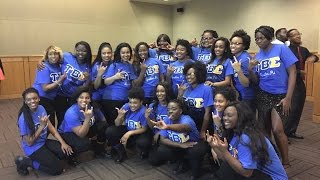 Return of the Epsilon Psi Chapter of Tau Beta Sigma