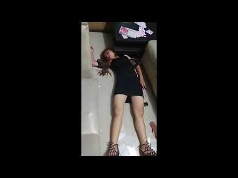 Story WA Sange || Wanita Cantik Mabuk || Kelihatan Celana Dalam Nya