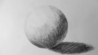 How to Draw Shadows With Hatching and Crosshatching