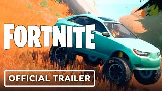 Fortnite - Official Chonkers Off-Road Tires Trailer