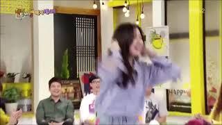[Happy Together] Red Flavor - Jin Ji Hee ( 진지희 )