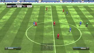 FIFA 13 Gameplay (PS3) - Chelsea vs Liverpool