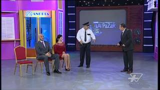 Repeat youtube video Al Pazar - 26 Tetor 2013 - Pjesa 1 - Show Humor - Vizion Plus