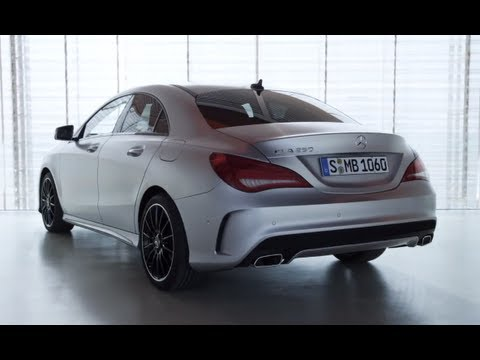 2013 Mercedes CLA HD Driving In Detail + Interior Commercial Carjam TV HD Car TV Show 2013
