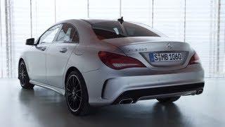 Mercedes-Benz CLA Edition 1 2013 Videos