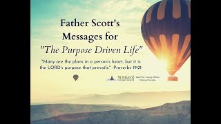 Father Scott's Messages - PDL Week 3
