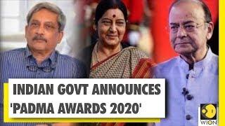 Padma Awards 2020 announced; Padma Vibhushan to 7 veterans, Padma Bhushan to 16 & Padma Shri to 118