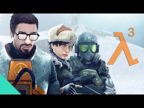 (SFM) Half-Life 3: Fan Made Cinematic Trailer