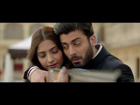 Khoobsurat Title Song _Sonam Kapoor, Fawad Khan (edited)