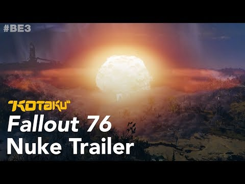 "Fallout 76 ""Atomics For Peace"" Trailer, E3 2018"