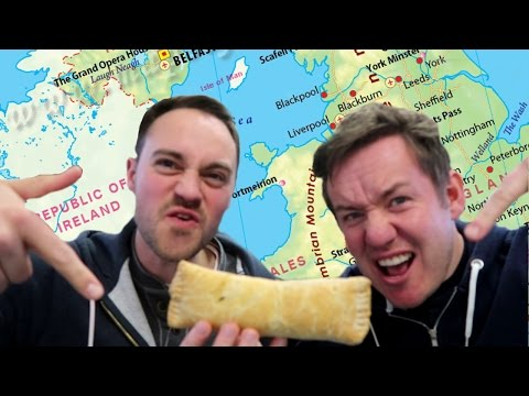 Bedfordshire Clanger & Chocolate Toothpaste | Food Tour