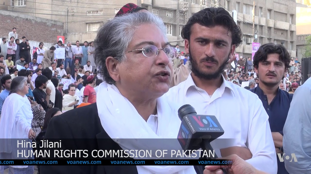 Thousands Gather in Lahore for Pashtun Rights