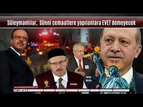 Bir Süleymancı anlatıyor: Süleymancılar neden ANAP'a oy verdiler de AK Parti'ye vermediler