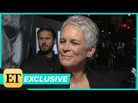How Jake Gyllenhaal Got Jamie Lee Curtis to Agree to Do Halloween Sequel Exclusive
