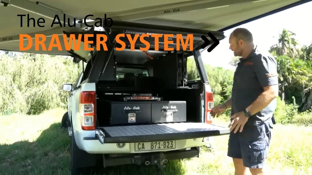 The ALU-CAB Draw System