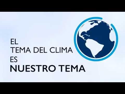 El tema del clima es un tema de desarrollo