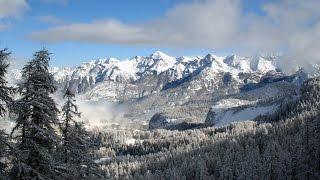 видео Активный зимний отдых: горные лыжи, сноуборд, горнолыжные курорты Европы