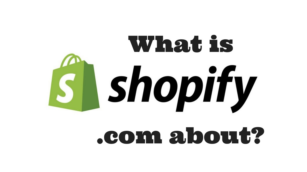 Image result for what is shopify