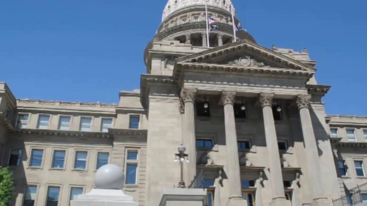 Boise, Idaho Capitol Building