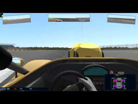 RFACTOR2 MULTIPLAYER ACTION 2017 -