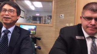 12시 정보데이트 - Rich Snider(바니왓슨 사업개발 국장), 마이클 리 (바니왓슨 장례식장 카운슬러) (6/15)