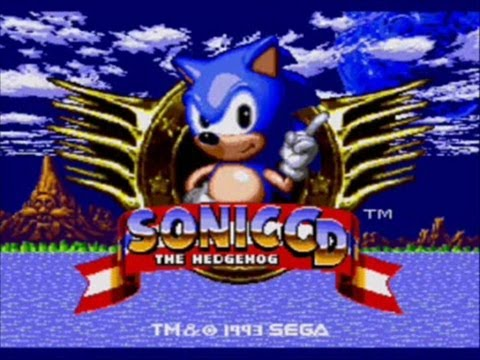 Let's Play Sonic CD! (Part 1)