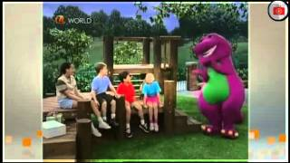 Barney & Friends: Grandparents are Grand! (Part 1/2)