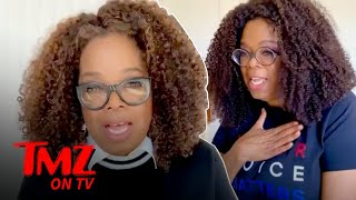 Oprah Makes Cold Calls to Prospective Texas Voters | TMZ TV