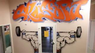 видео Фитнес-центр Академия Спорта Марьино