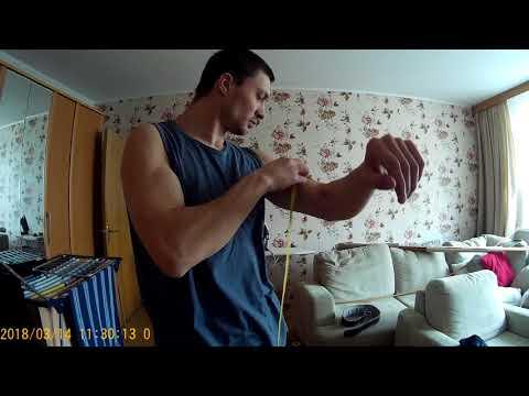 Вопрос: Как измерить ширину плеч?