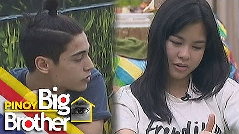 Pinoy Big Brother Season 7 Day 72: Kisses at Marco, nagkaroon ng di pagkakaunawaan