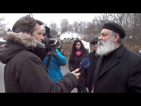 Interview F.Abraham Azmy with Holland TV