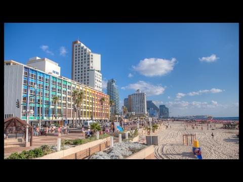 Zoom Sur Tel-Aviv, La Capitale économique D'Israël