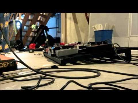 T-Pedal BassTard Fuzz Bass Demo