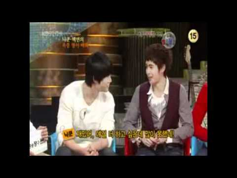 2PM Nickhun Taecyeon on Win Win