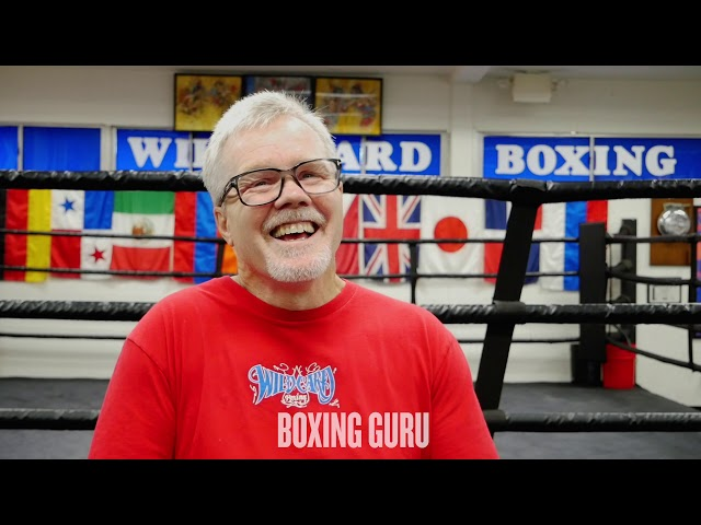 FREDDIE ROACH INTERVIEW - TALKS PACQUIAO, TYSON FURY, ANTHONY JOSHUA, GARCIA VS SPENCE, KHAN & MORE