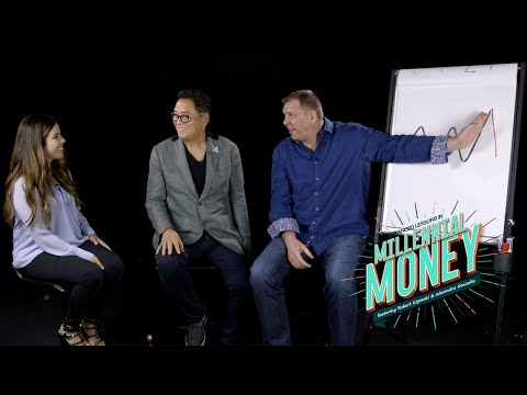 I WOULD NEVER INVEST IN A 401(k) -ROBERT KIYOSAKI, RICH DAD POOR DAD (bloopers at the end)