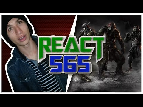 React 565 As Tartarujas Ninja 2 ESPECIAL TRAILERS