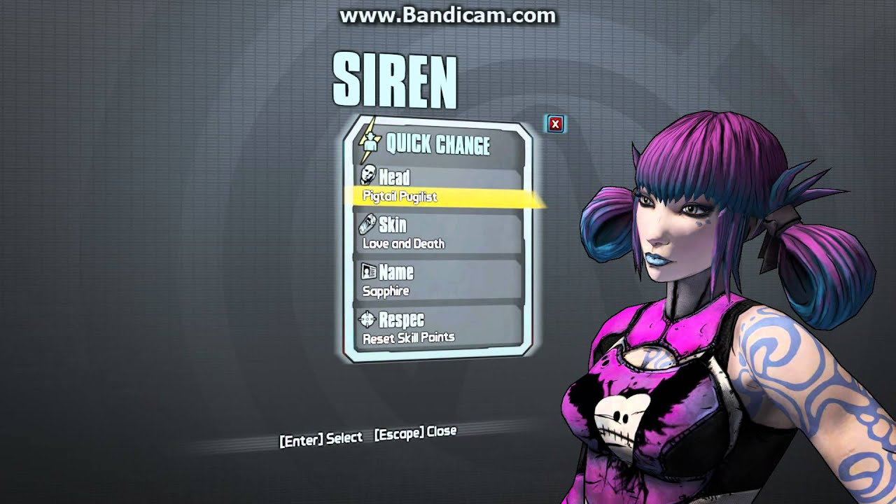 Borderlands 2. Siren Domination Pack - YouTube Borderlands 2 Max Backpack