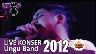 Konser Ungu - Kekasih Gelap @Jogjakarta, 17 Maret 2012