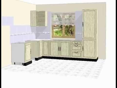 Indigo amoblamientos de cocina mueble de cocina en l for Mueble cocina en l