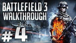 прохождение Battlefield 3 #5 Операция Гильотина