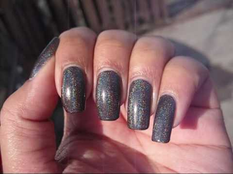 OPI My Private Jet (Original Holo Version) | Polish in ...