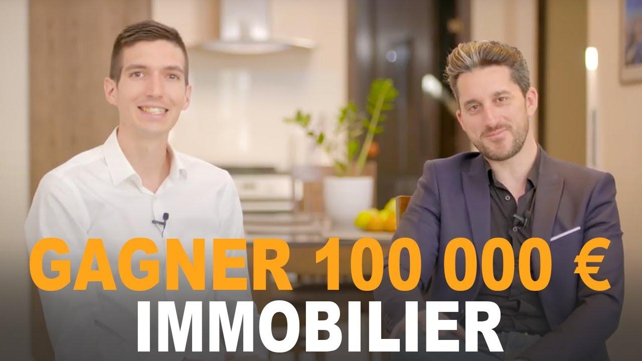 Comment GAGNER 100 000 EUROS par MAISONS INDIVIDUELLES ? IMMOBILIER - David Le PROMOTEUR