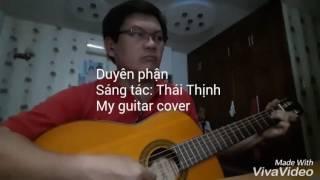 Duyên phận - Guitar cover