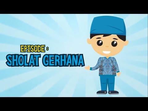 praktekibadah #sholatgerhana #gerhanabulan..