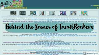 [ தமிழ் ] Behind the Scenes of TamilRockers [ Torrent ] - Into The Unknown | mv360 Tamil