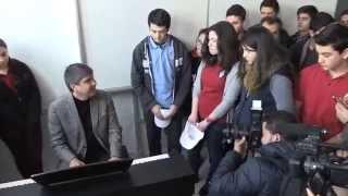 Lise Öğrencileri ile Piyano Resitali